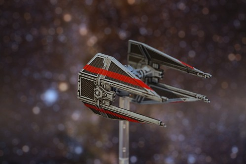 Soontir Fel TIE Interceptor Miniature