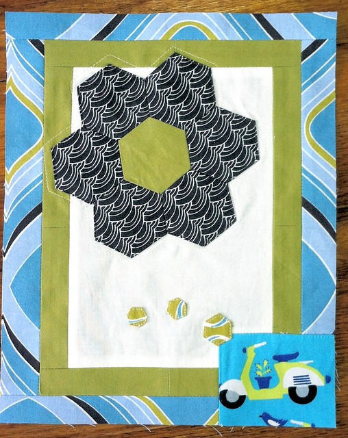 Get your Hex On - March Block for Mara