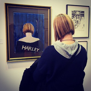 #thearmoryshow Who in the world is Harley?