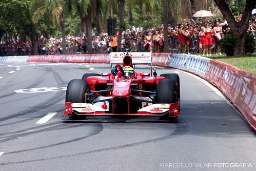 Apresentação Ferrari