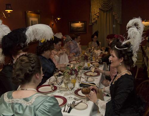 Francaise Dinner 2013
