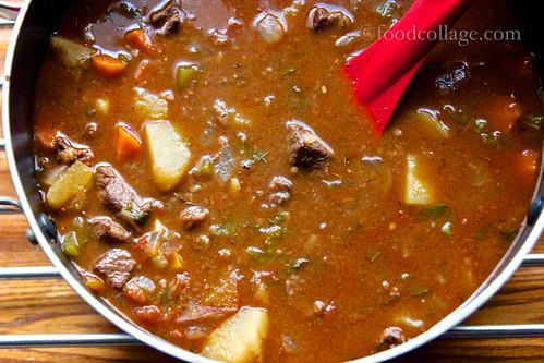 Venison Stew 1