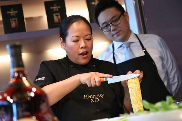 HXO AG1 2013 - The Art of Canapes with Chef Lee Anne Wong