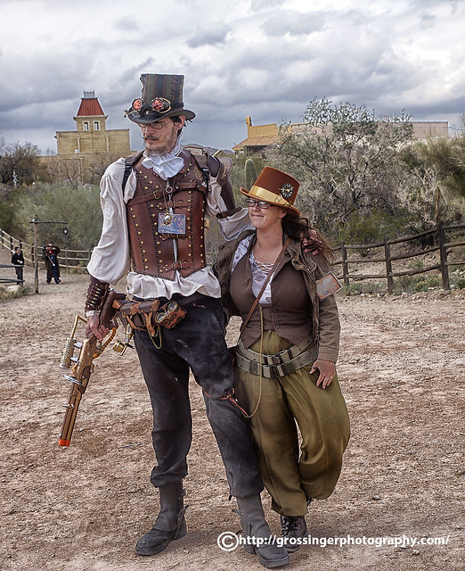 STEAMPUNK CONVENTION OLD TUCSON