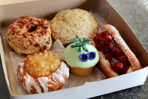 Pastries from Oakmont Bakery
