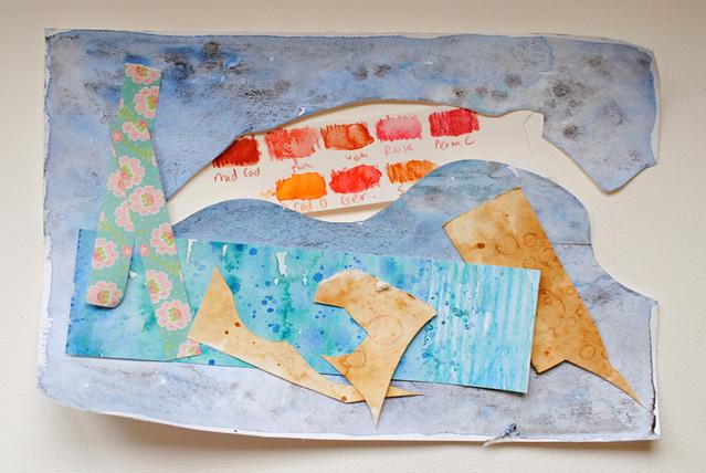 whale scraps