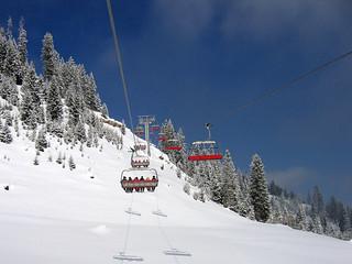 Ski Lifts in Kirchberg
