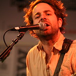 Fri, 15/03/2013 - 5:21pm - Dawes plays the WFUV Public Radio Rocks Day Stage at SXSW. 3-15-2013. Photo by Laura Fedele
