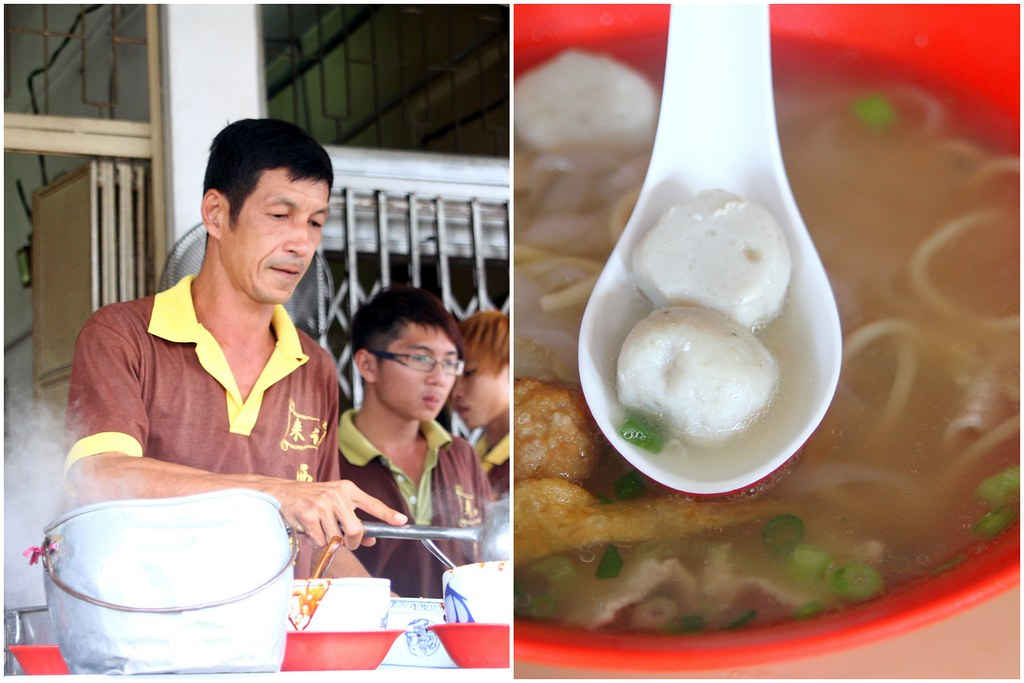 Malaysian Food Trail with Johor Kaki: Restoran Lai Kee