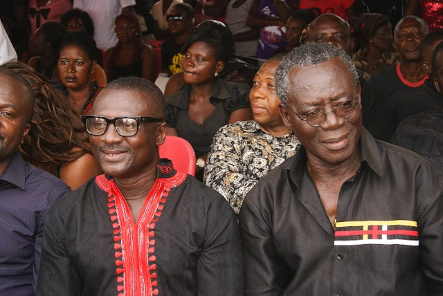 8565111046 416c01903f z Photos from the burial of Asamoah Gyan's mother