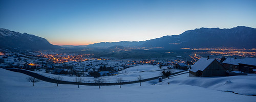 city morning blue schnee light panorama white snow alps st night canon eos lights mark iii shift 5d 24 24mm liechtenstein alpen blau tobias rheintal tilt rhine gallen rhein morgen tse appenzell grabs vaduz knoch 12° 0°