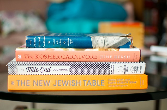Jewish cookbooks