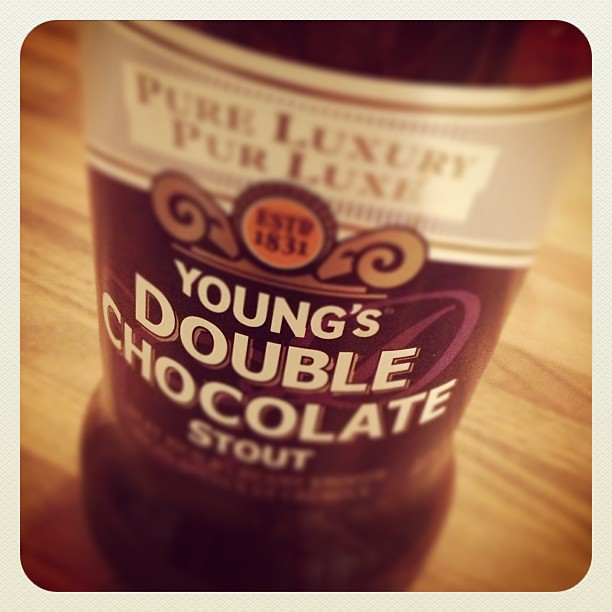 Youngs Double Chocolate Stout #ale