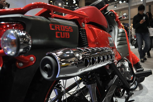 HONDA CC110 CROSS CUB