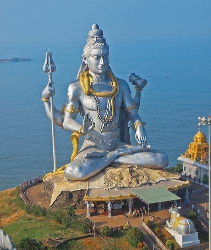 Lord Shiva - The omniscient yogi!
