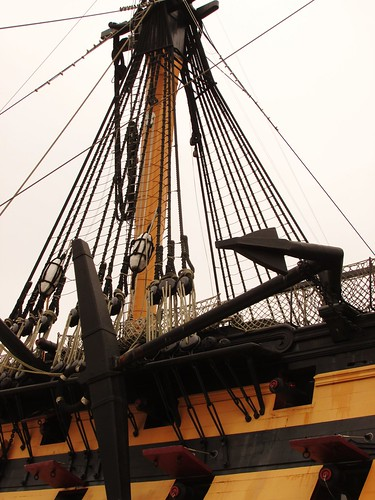 HMS Victory, Portsmouth, England