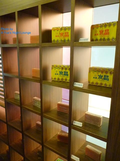 水晶肥皂體驗館 3 歷年水晶肥皂產品