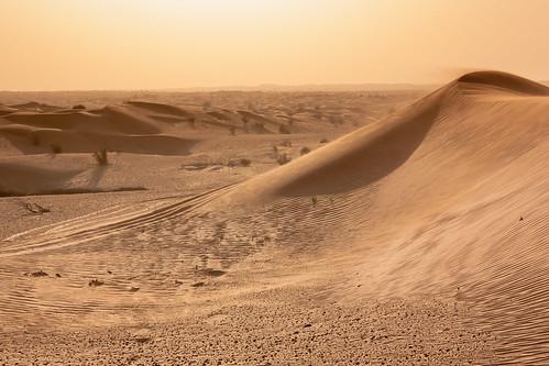 sun sand dubai desert heat