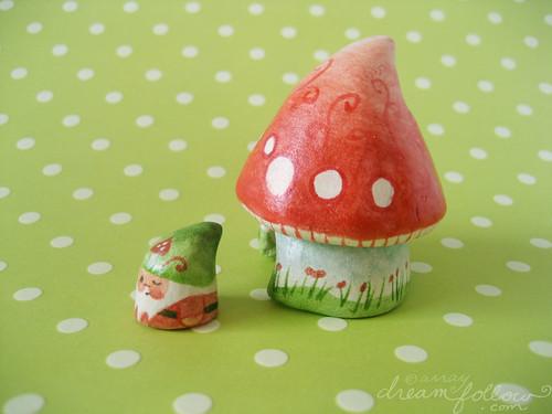 mushroom NŌM home
