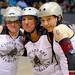 Cincinnati Rollergirls Violent Lambs vs. NEO Roller Derby Audio Assault, 2013-03-23