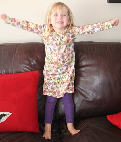 Oliver   S hopscotch dress