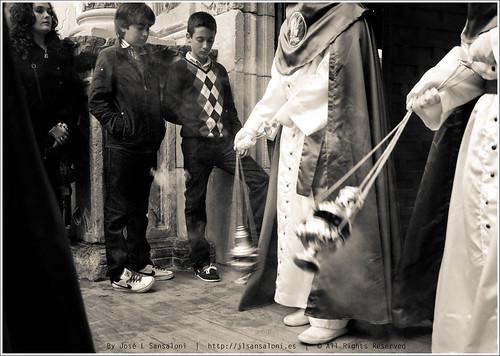 Jueves Santo Columnario (imagen de archivo) by Sansa - Factor Humano