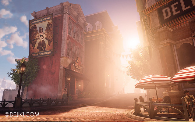 BioShock Infinite - A Street