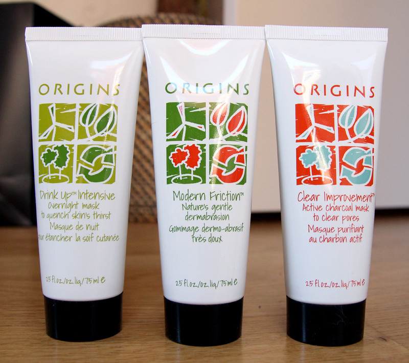 Origins earth month masques