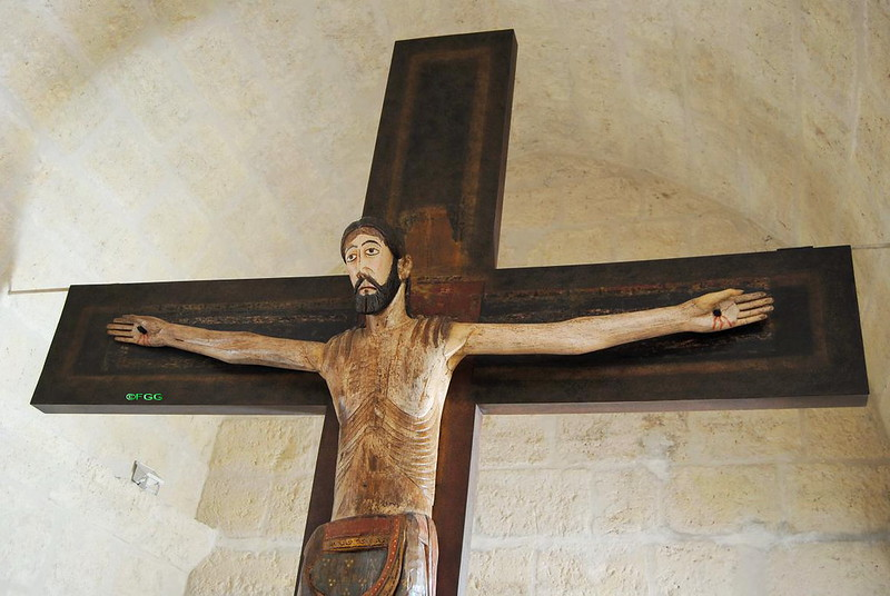 CRISTOS ROMANICOS 8601520658_78f4d67bf7_c