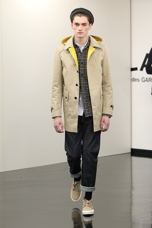 FW13 Tokyo COMME des GARCONS HOMME006_Taylor Gannon(Fashionsnap)