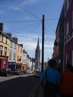 Viviendas en Cohb, Irlanda