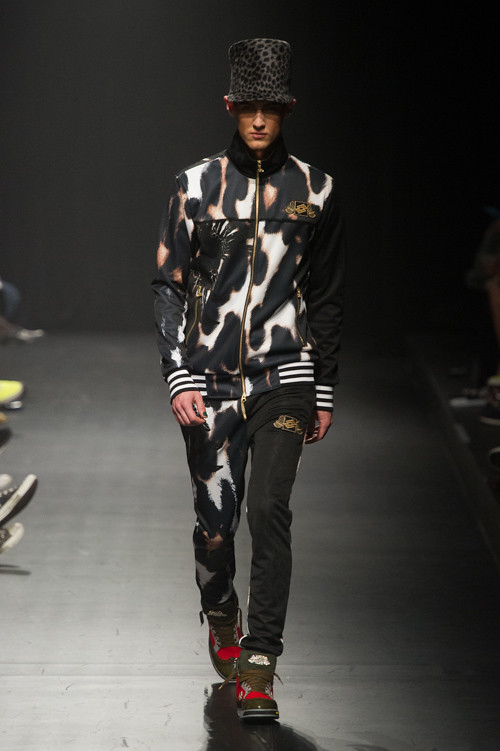 Robin Barnet3065_FW13 Tokyo DRESSCAMP(Fashion Press)