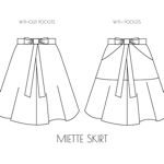 Design Miette Skirt