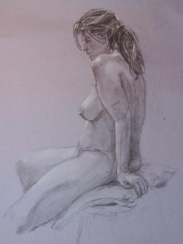 Life Drawing - 2/4/13