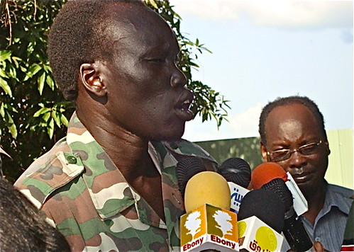 David Yau Yau, a former leader in the Sudan People's Liberation Army (SPLA), who defected during the transitional phase to independence from Khartoum. His fighters have continued hostilities against Juba, the capital of the Republic of South Sudan. by Pan-African News Wire File Photos