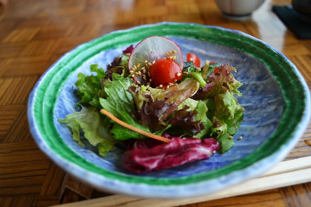 Salad, Aoki