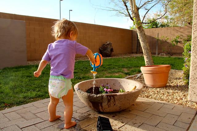 Sensory Play - Gardening