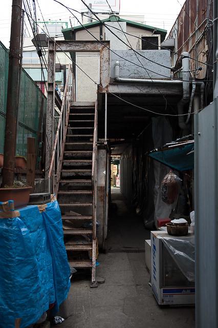 下北澤駅前食品市場