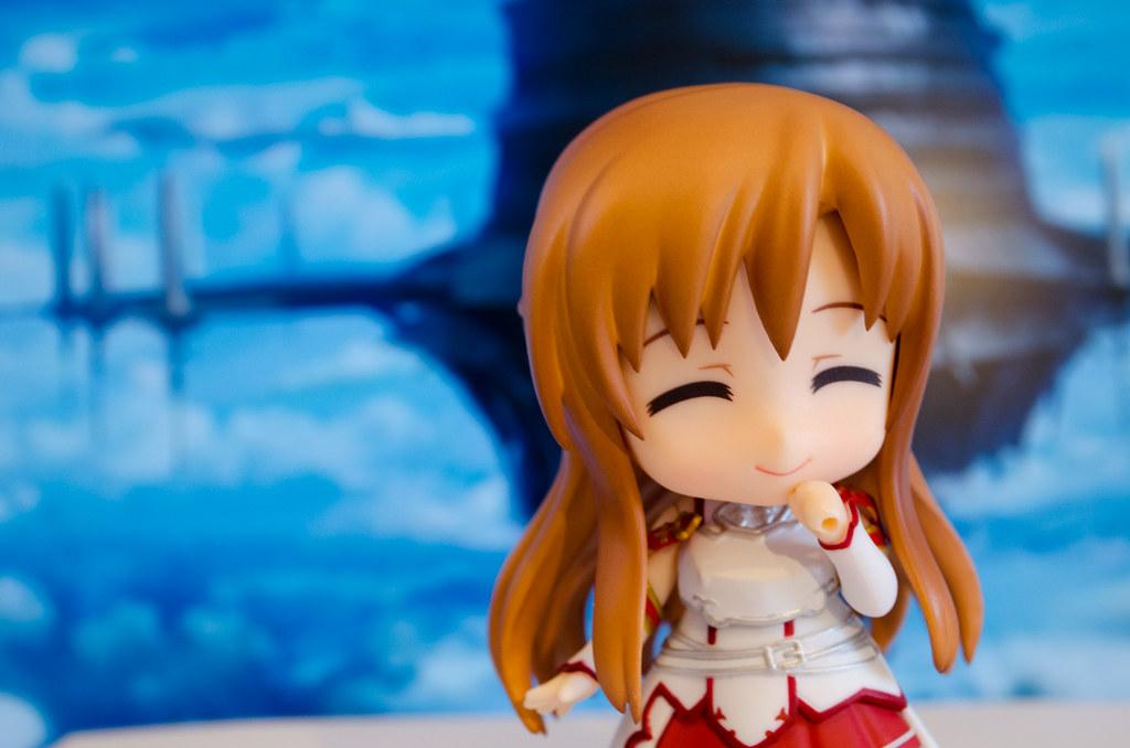 Nendoroid Asuna