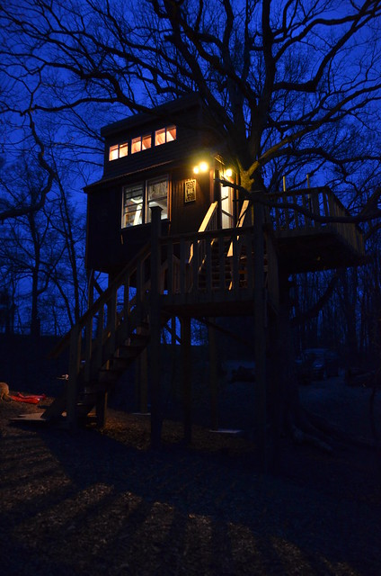 Cabin Tree Houses In Southern Illinois Flickr Photo