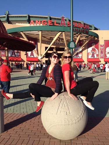 angel stadium.