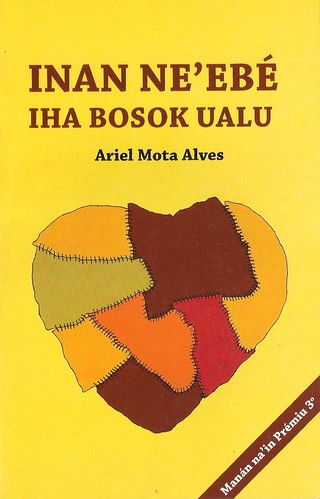 capa do livro Inan ne'ebé iha bosok ualu