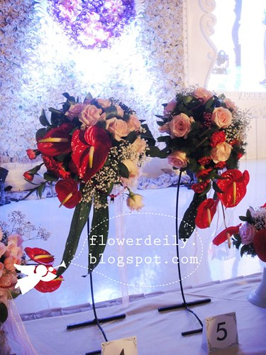 wedding hand bouquet competition ipbi 2013 9