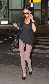 Victoria Beckham Camisole Vest Celebrity Style Women's Fashion