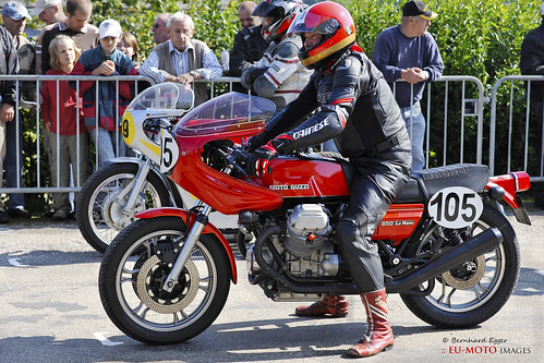 Moto Guzzi 850 Le Mans Schwanenstadt Copyright Bernhard Egger :: eu-moto images - All rights reserved 5572