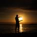 Capturing the sun by Ally63 - Ian Allington