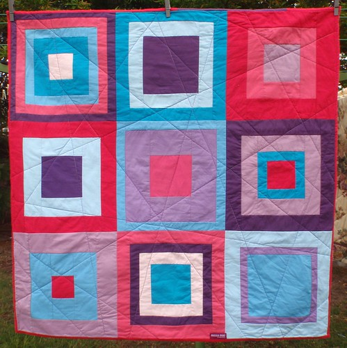 QUILT - Three Squared (top)