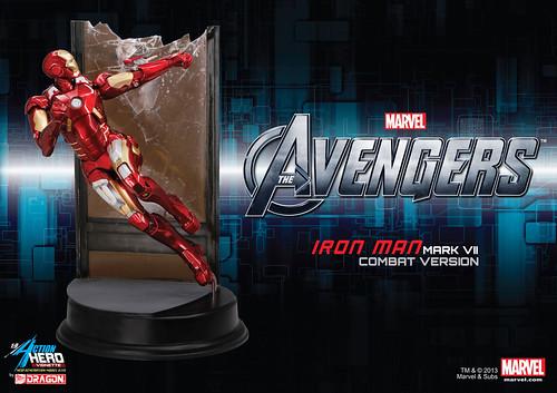 DRAGON-Models-Iron_Man_3-Mark7combat