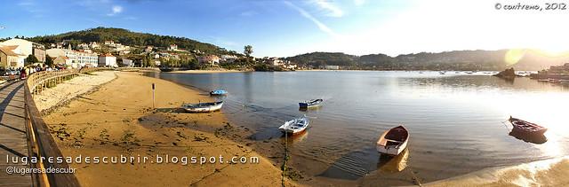 Paseos por Aldán (Cangas do Morrazo, Pontevedra)