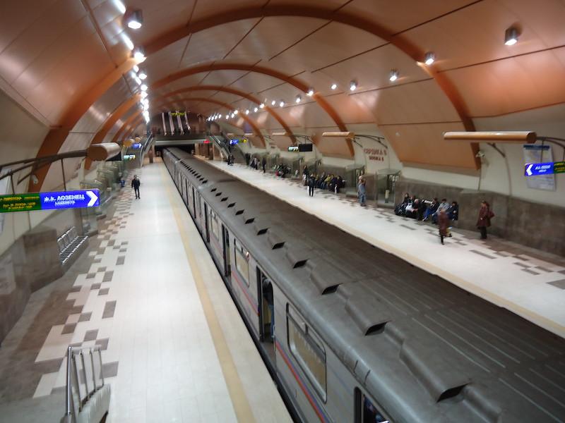U-Bahn Sofia